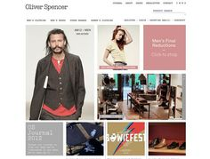 Best eCommerce Websites from 2012