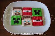 tortas de minecraft - Buscar con Google