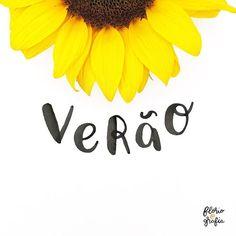 Chega mais, verão ☀️ #floriografia #frases #flores #girassol #verao #summer #porondeflor