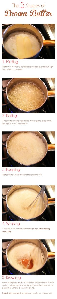 How to Brown Butter Z