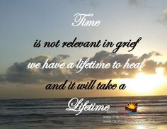 In grief there is no timeline | The Grief Toolbox