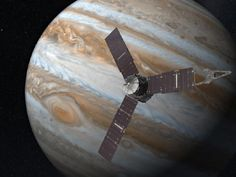 Juno, 2011-Present   by NASA on The Commons
