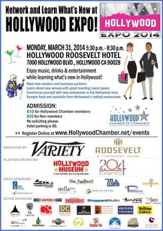 Annual Hollywood Expo