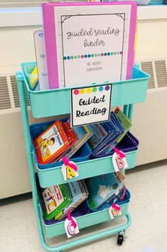 13 Epic Ideas for Your Teacher Cart