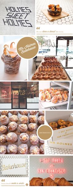 Get Cronuts @ Mr. Holmes Bakehouse, San Francisco