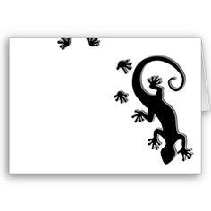 Running gecko