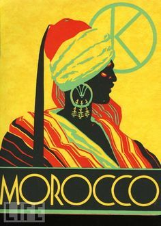Exotic Morocco Amazing discounts - up to off Compare prices on of Hotel-Flight Bookings sites at once Multicityworldtra. Vintage Travel Posters, Vintage Ads, Illustrations, Illustration Art, Morocco Travel, North Africa, Map Art, Oeuvre D'art, Pictures