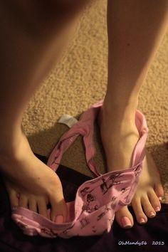 Sissy boys painted toes foot sex