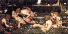 The Awakening of Adonis, John William Waterhouse, 1899
