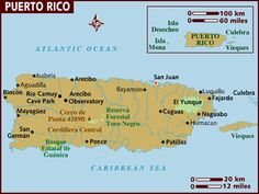 UFOs, USOs and the Island of Puerto Rico.