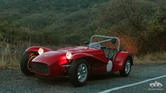 45f4ad0537d6 A Lotus Super Seven shows what simple beauty means
