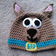 Items similar to Scooby Doo Crochet Hat on Etsy d8d9b3266292