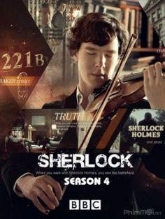 Phim Thám Tử Sherlock Phần 4
