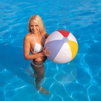 Pool Water With Beach Ball new novelty inflatable zoo animal new pool blow up kid party toy