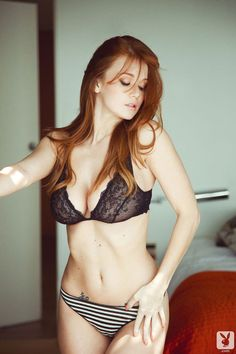 Leanna Decker is an American glamour model. She resides in Las Vegas, NV.