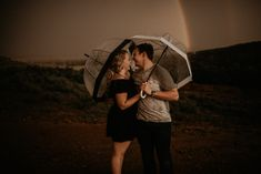 This couple shoot was magic like in full on double rainbows and golden light streaming through the clouds. Pretoria, sometimes you amaze me. Cute Umbrellas, Rainy Season, Pretoria, Couple Shoot, Travel Photographer, Couple Photography, Africa, Take That, Clouds