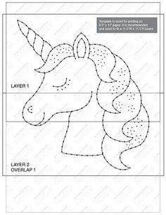 """Best 12 Résultat de recherche d'images pour """"string art templates"""" – SkillOfKing. Diy Unicorn, Unicorn Crafts, Unicorn Birthday, Unicorn Head, String Art Templates, String Art Patterns, Paper Embroidery, Embroidery Patterns, Japanese Embroidery"""