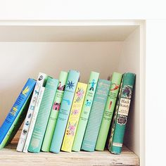 @jessigilbert816 's vintage book collection is #workingatminted