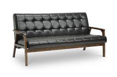 Mid-Century Masterpieces Sofa - Brown