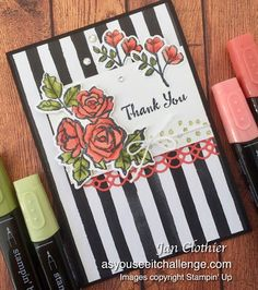 Scrapbooking Stuff: As You See It 165 - Design Team Card