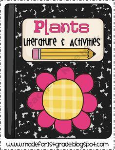 Plants - Literature Unit