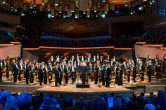 New Year's Eve concert with Simon Rattle and Daniil Trifonov