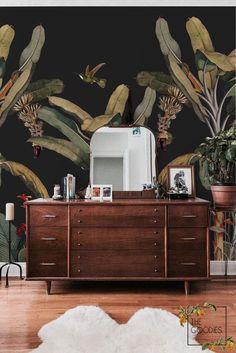 ec42b67501e1 89 Best Palm Leaf Wallpaper images in 2019