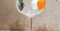 This pretty gin and
