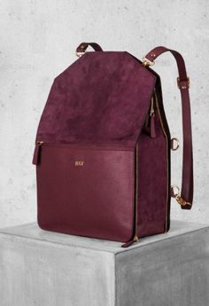 This  is your ultimate bag. Bukvy Bag is a beautifully handcrafted 5in1 bag  made of genuine calf leather and goat suede. This multifunctional bag…