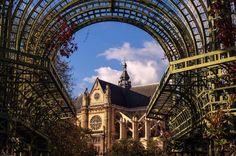 ✅ Les Halles et l'église St-Eustache - Paris 1er
