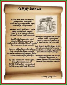Hungary, Sheet Music, Poems, Poetry, A Poem, Poem