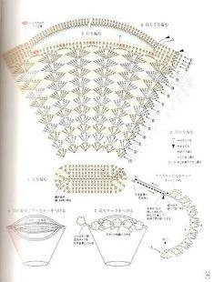 Marvelous Crochet A Shell Stitch Purse Bag Ideas. Wonderful Crochet A Shell Stitch Purse Bag Ideas. Crochet Shell Stitch, Crochet Chart, Knit Or Crochet, Crochet Gifts, Crochet Motif, Crochet Designs, Crochet Doilies, Crochet Stitches, Crochet World
