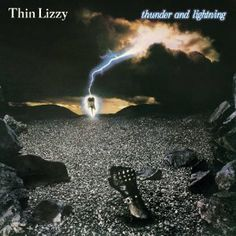 Thin Lizzy - Thunder and Lightning DELUXE EDITION  #christmas #gift #ideas #present #stocking #santa #music #records