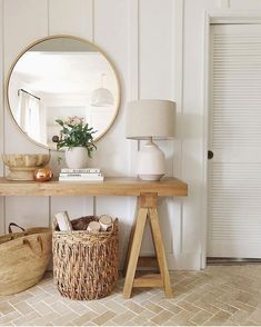 6 Amazing Useful Tips: Natural Home Decor Inspiration Products natural home decor earth tones couch.Natural Home Decor Wood Coffee Tables natural home decor diy lights.Natural Home Decor Living Room Inspiration. Boho Living Room, Home And Living, Entryway Decor, Bedroom Decor, Entryway Ideas, Bedroom Lighting, Bedroom Storage, Modern Entryway, Modern Stairs