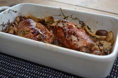 Varkenshaas met ham uit de oven | Taste Our Joy!