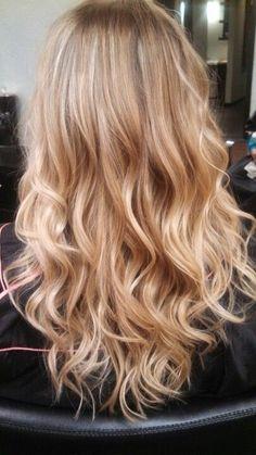 Growing my Blonde Hair