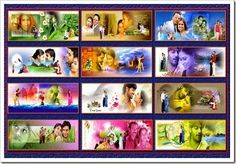 Hello Friends! Once again I have come to the services, indian wedding karizma album design psd templates with beautiful, it indian karizma album design psd templates are very good in their beautiful style any wedding bridal and groom photo editing you can , these new indian wedding karizma album psd templates have been prepared in very good karizma album backgrounds of flowers and trees and sky have been used, you can also see in the picture, if you are friends with them one by one Please