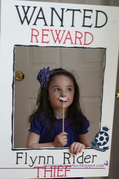 """Photo 2 of 27: Rapunzel Disney's Tangled Inspired / Birthday """"Disney's Tangled 4th Birthday Party"""" 