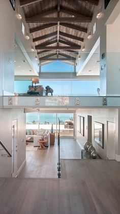 Modern Home Design With Ocean View