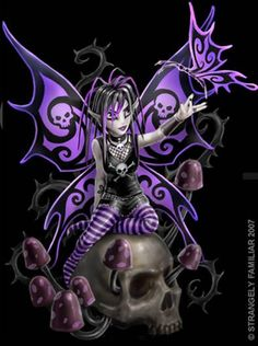 jasmine becket-griffith wallpaper | Dark Gothic Fairy Tattoos