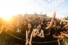 LIVE Feed: Bacardi NH7 Weekender, Pune: The Sherp will be bringing you live updates from Bacardi NH7 Weekender, Pune.