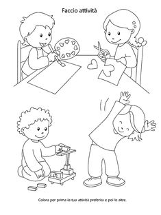 Preschool Coloring Pages, Cartoon Gifs, Autumn Crafts, Drawing Poses, Doll Patterns, Kids Learning, Paper Dolls, Scrapbook Paper, Snoopy