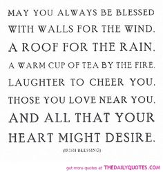 irish sayings and quotes | motivational inspirational love life quotes sayings poems poetry pic ...