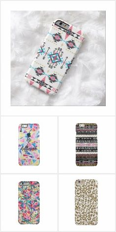 Phone Case Collection by Trendy Art