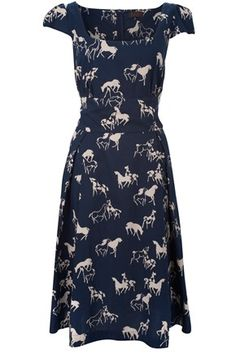 Pretty summer dress.  This company is new to me - but I 'likee' what I see.  May have to do an order to see if the quality is as good as their designs and photography.....