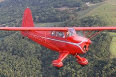 Wow, this Piper Clipper with the Rotec radial engine is
