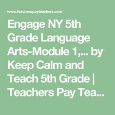 Esperanza rising engage ny module 1 unit 2 lesson 5 engage ny engage ny 5th grade language arts module 1 by keep calm publicscrutiny Choice Image