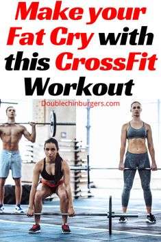 At Home CrossFit Workouts for Beginners Crossfit Workouts For Beginners, Extreme Workouts, Fun Workouts, At Home Workouts, Insanity Workout, Best Cardio Workout, Workout Plans, Workout Fitness, Fitness Tips