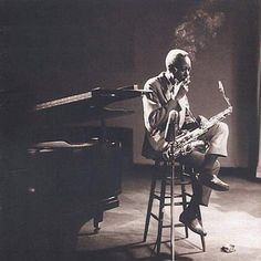 Sonny Stitt: one of the iconic jazz photos of modern jazz