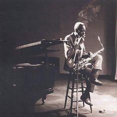 Sonny Stitt: one of the iconic jazz photos of modern jazz